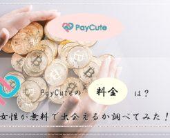 PayCute(ペイキュート) 料金 女性